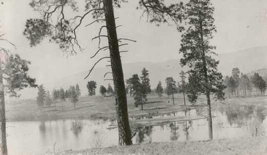 Kelowna Golf Links 1921